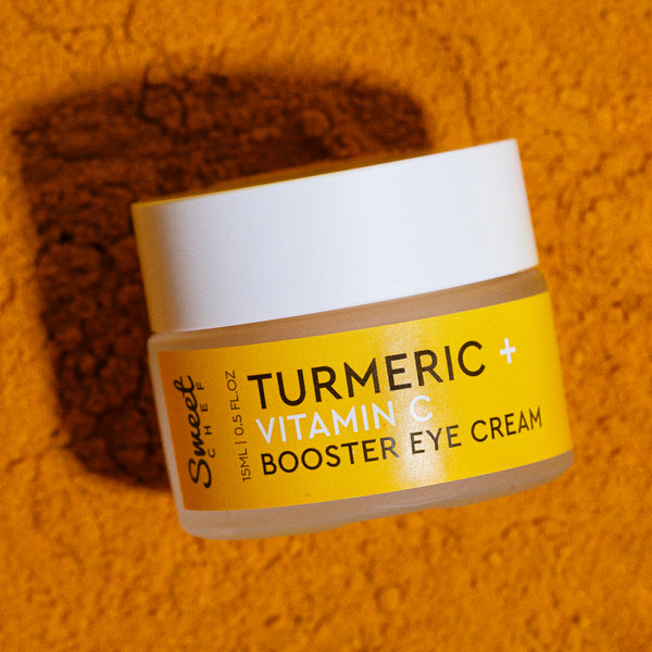 Sweet Chef - Turmeric + Vitamin C Booster Eye Cream