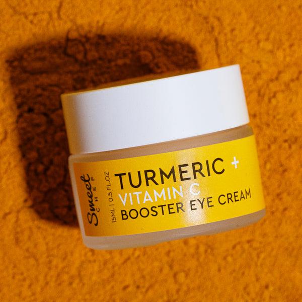 Sweet Chef - Turmeric + Vitamin C Booster Eye Cream