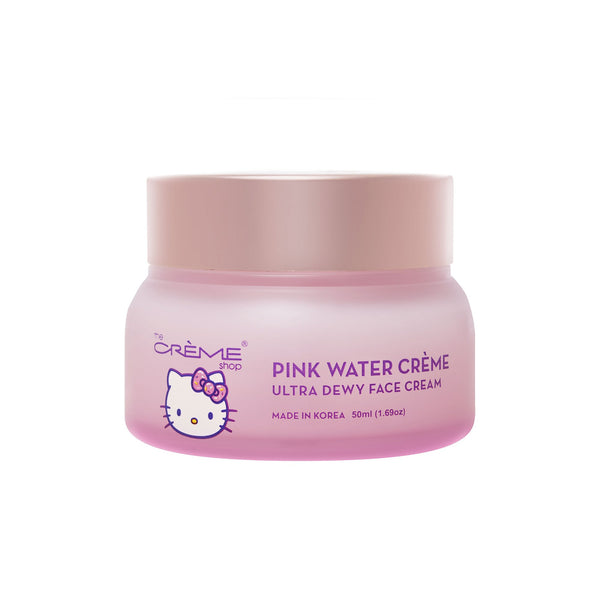 The Creme Shop - Pink Water Crème - Ultra Dewy Face Cream
