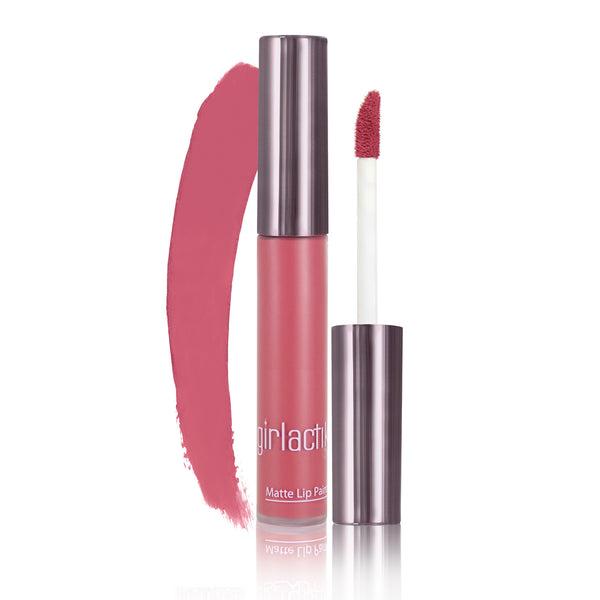 girlactik.com - Long Lasting Matte Lip Paint Liquid Lipstick