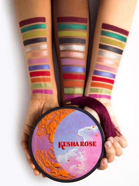 Hipdot - Kesha Rose FTW Eyeshadow Palette