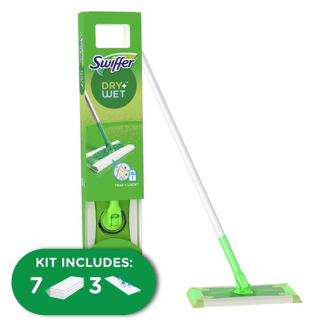 lowes - Swiffer Sweeper Microfiber Dust Mop
