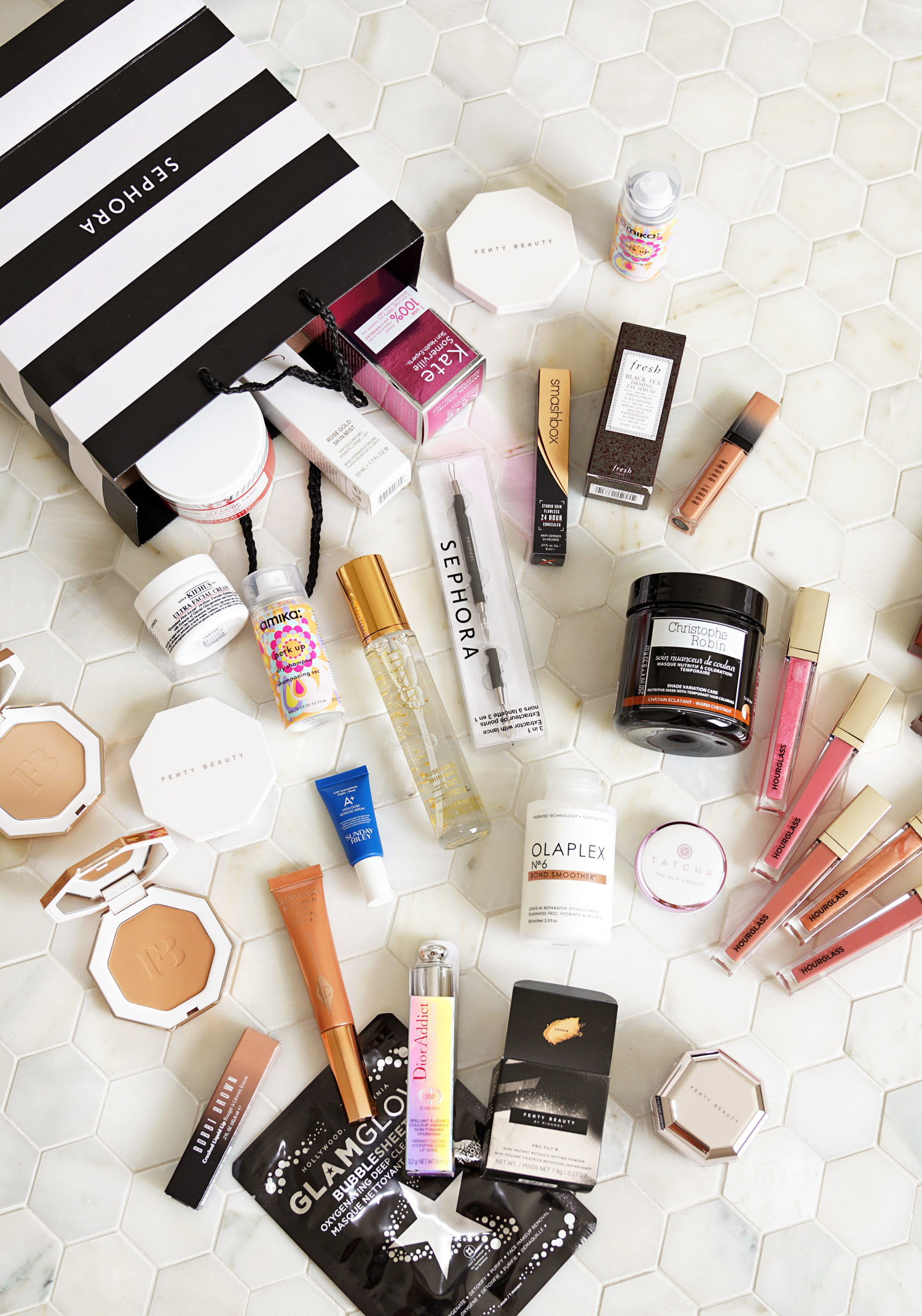 Sephora - Sephora Haul Picks Skin, Hair + Makeup