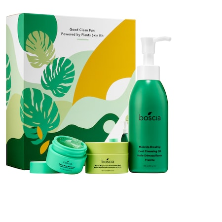 Boscia - Good Clean Fun, Powered by Plants Skin Kit