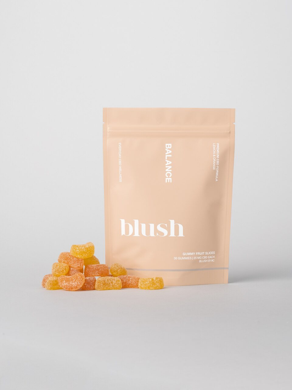 Blush - Balance CBD Gummies