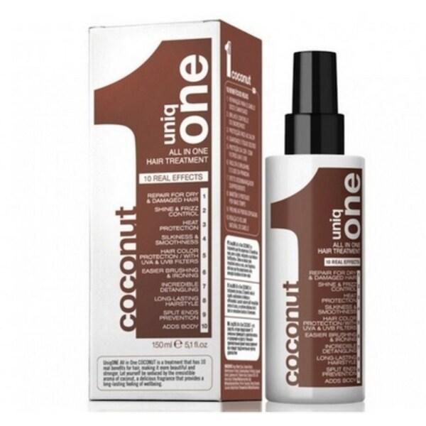 Revlon - Revlon Uniq One All-in-One Hair Treatment, Coconut Oil 5.1 oz