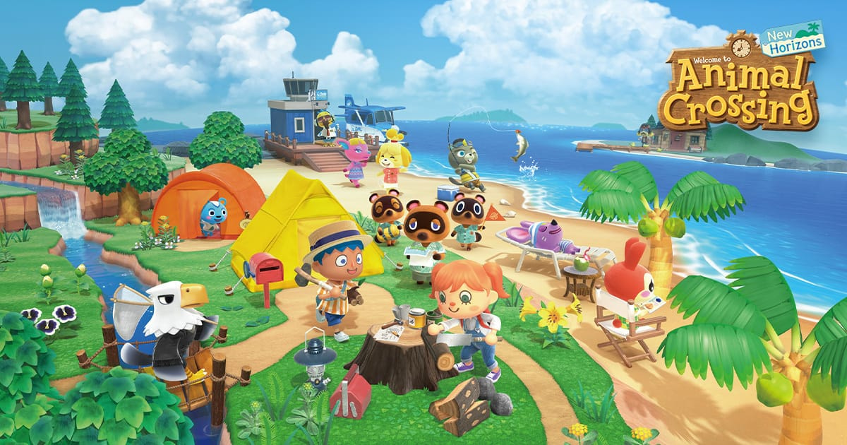 animal-crossing.com - Animal Crossing™: New Horizons for the Nintendo Switch™ system – Official Site