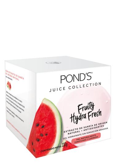 ponds.com - Gel hidratante con extracto de sandía