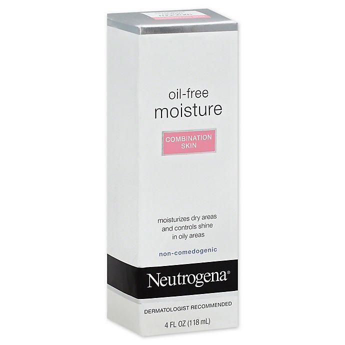 Neutrogena - Neutrogena® 4 oz. Oil-Free Moisture Combination Skin