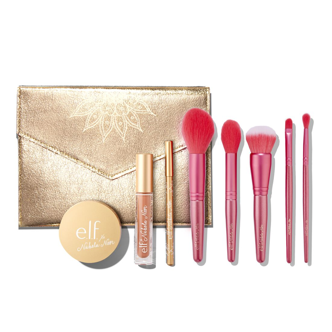 E.l.f Cosmetics - e.l.f. xo Nabela Noor Complete Collection