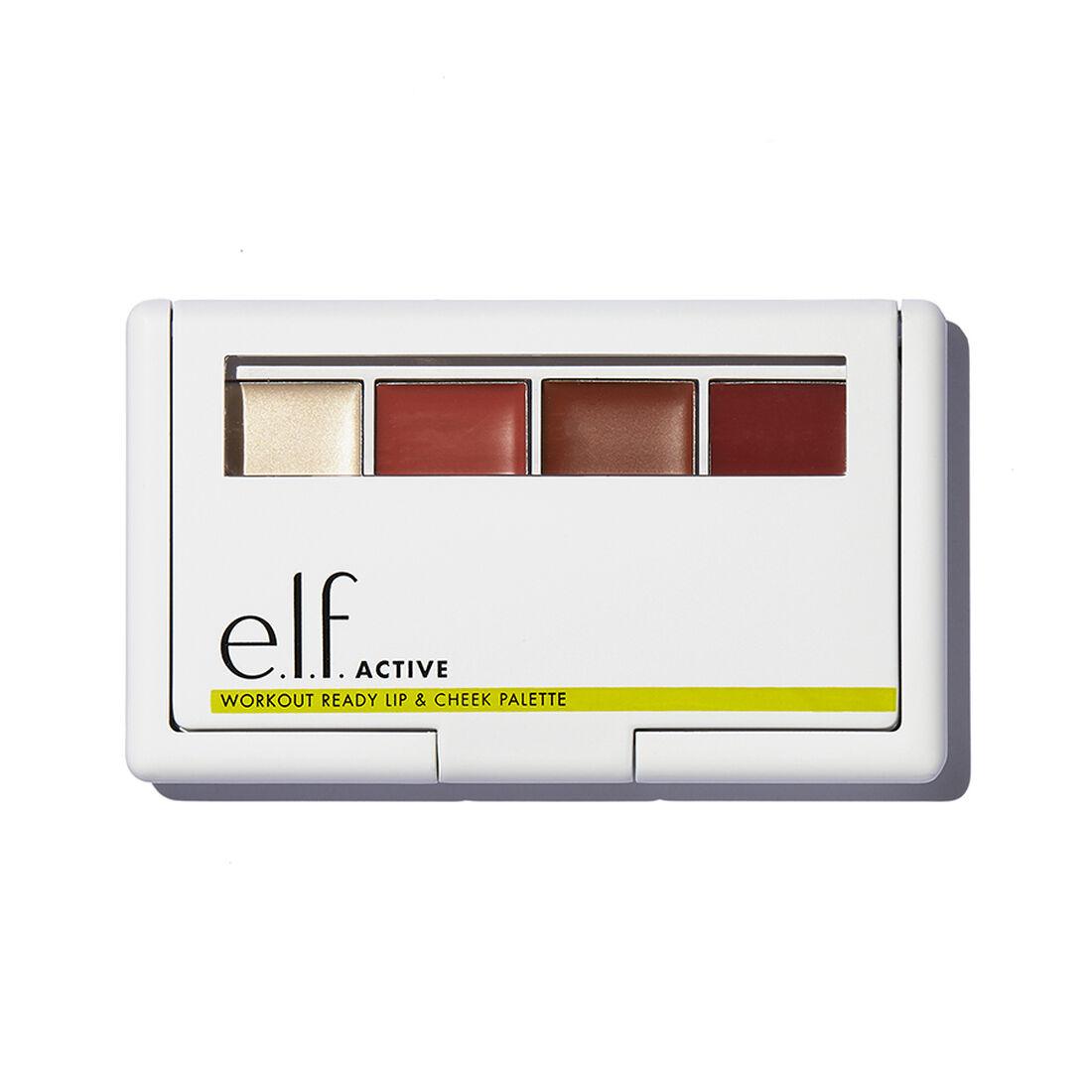 E.l.f Cosmetics - Workout Ready Lip & Cheek Palette