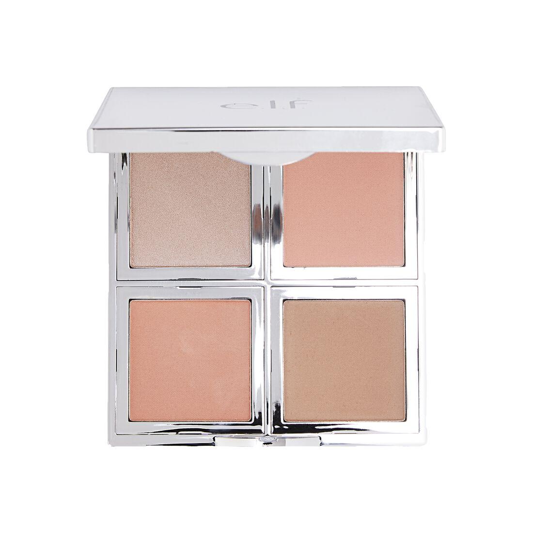 E.l.f Cosmetics - Beautifully Bare Natural Glow Face Palette