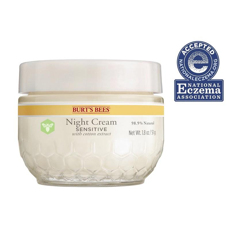 Burts Bees - Sensitive Night Cream