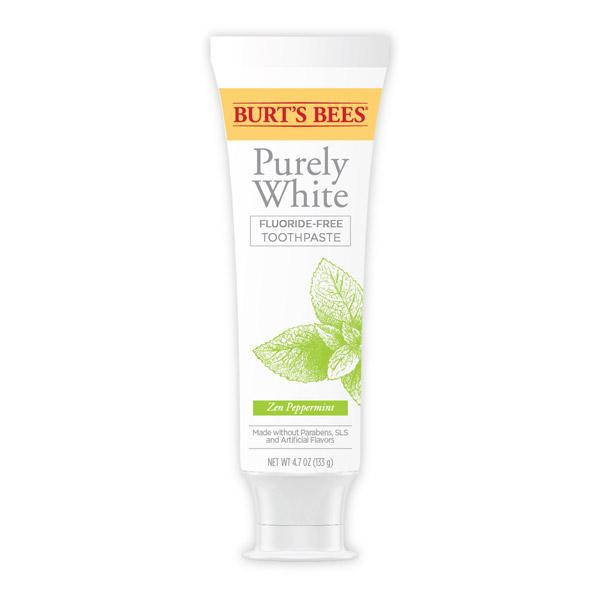 Burts Bees - Purely White Zen Peppermint Toothpaste Fluoride-Free