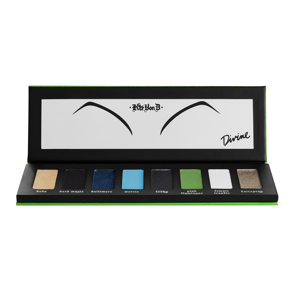 katvondbeauty.com - Kat Von D x Divine Eyeshadow Palette