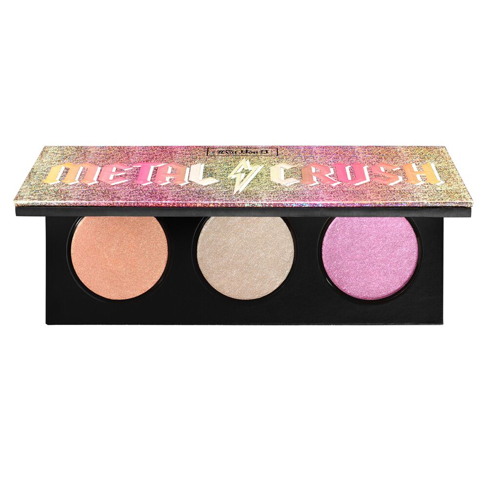 katvondbeauty.com - Metal Crush Highlighter Palette