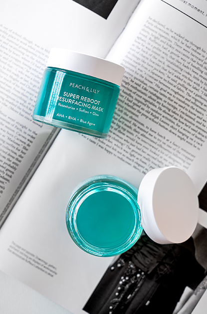 Peach and Lily - Super Reboot Resurfacing Mask
