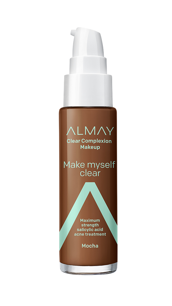 Almay - Clear Complexion Makeup