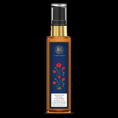 Forest Essentials - Delicate Facial Cleanser Mashobra Honey, Lemon & Rosewater
