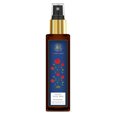 forestessentialsindia - Facial Tonic Mist Pure Rosewater