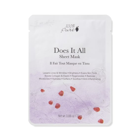 100% Pure - Does It All Sheet Mask