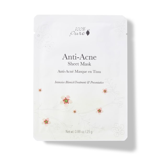 Mega Menu Spotlight: Skin Care Best Sellers - Anti Acne Sheet Mask