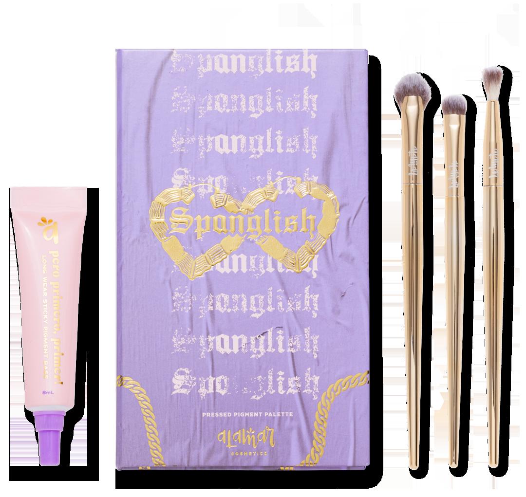 Alamar Cosmetics - Spanglish- La Colección