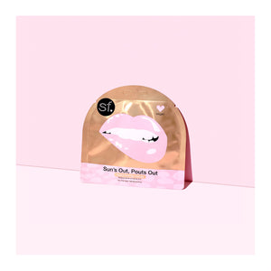 glam in paradise Sun's Out, Pouts Out Lip Mask