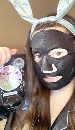 Botanical Fuse - Charcoal Sheet Mask