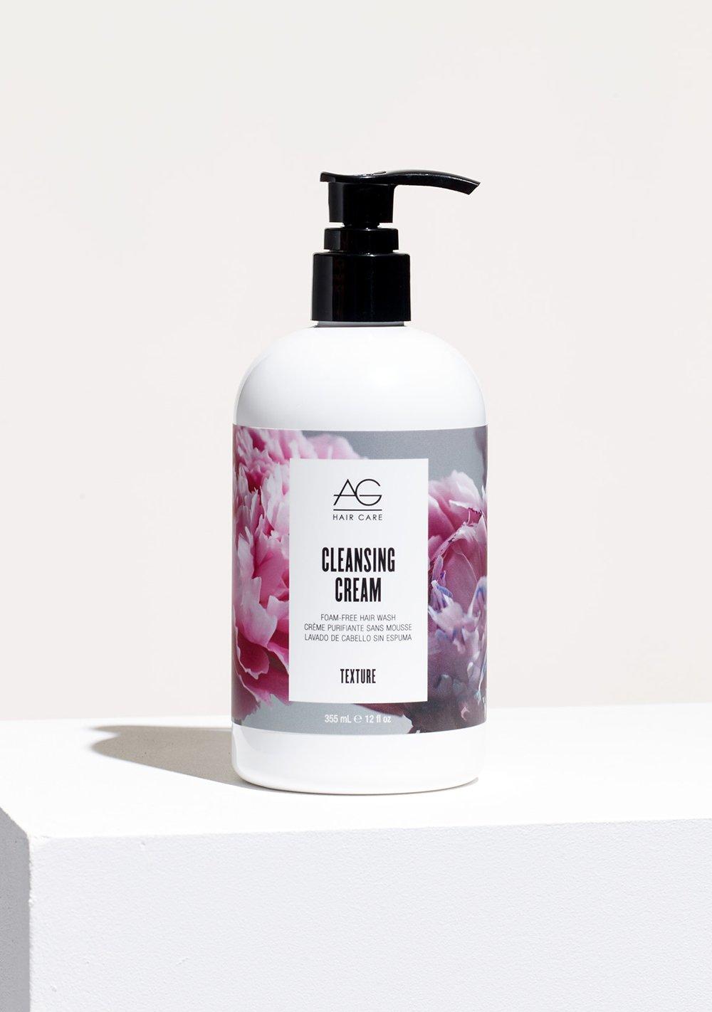 aghair.com - CLEANSING CREAM foam-free hair wash