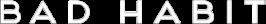 Bad Habit's logo