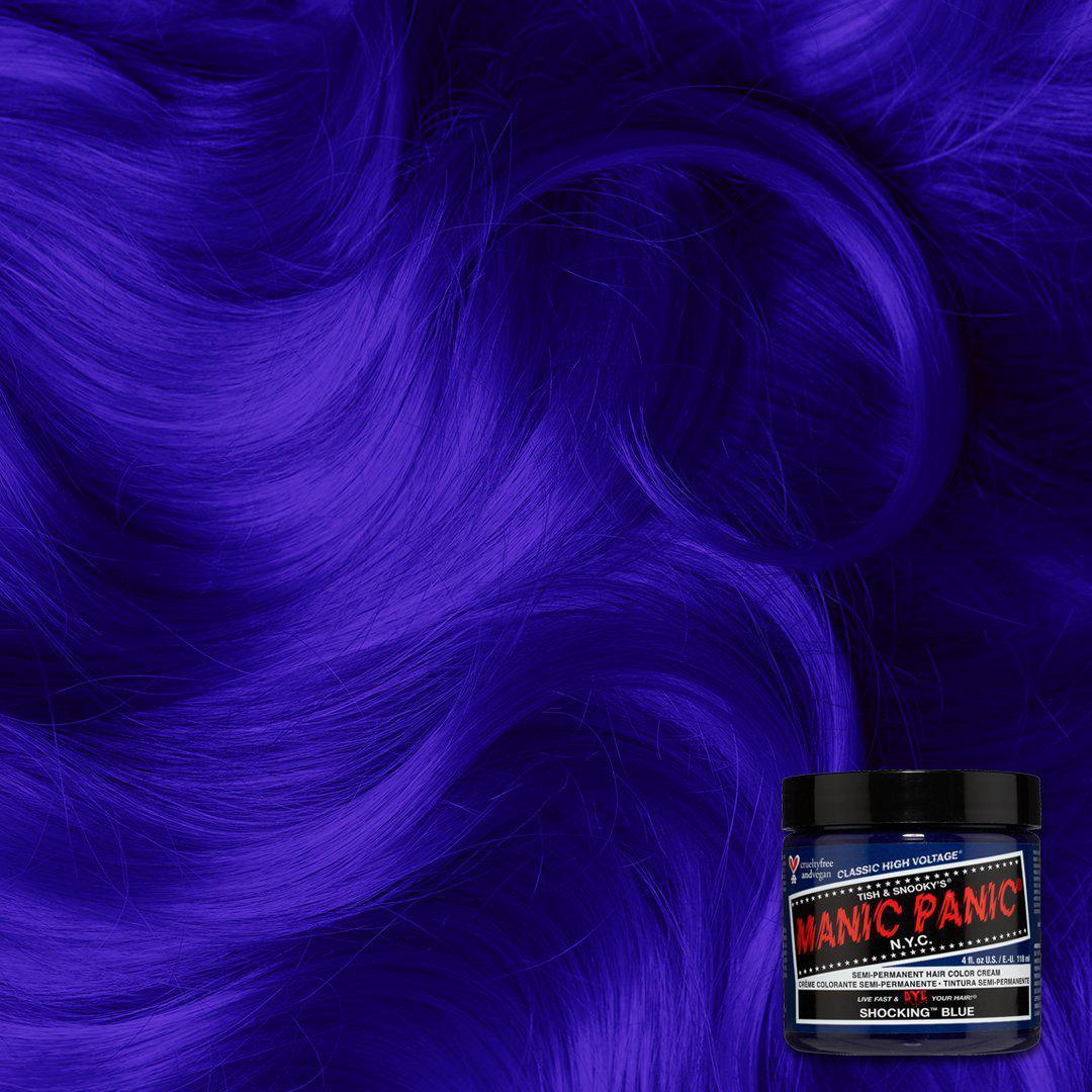 manicpanic - Shocking™ Blue - Classic High Voltage®