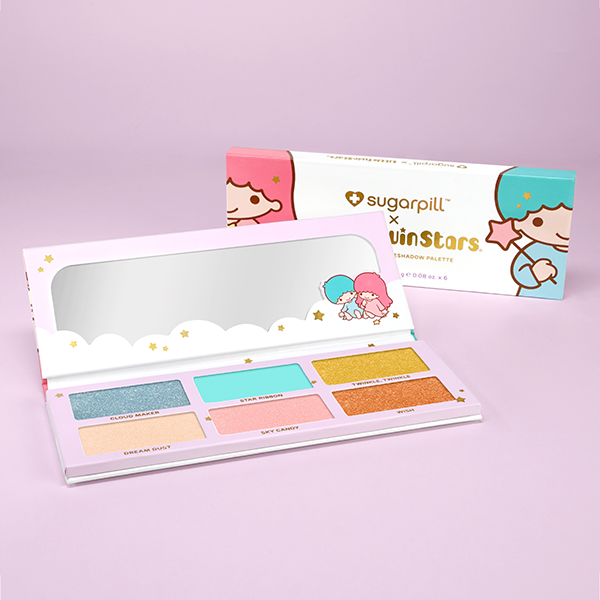 sugarpill.com - Little Twin Stars Eyeshadow Palette