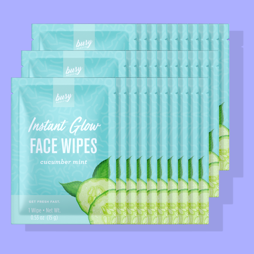 busybeauty.com - Face Wipes