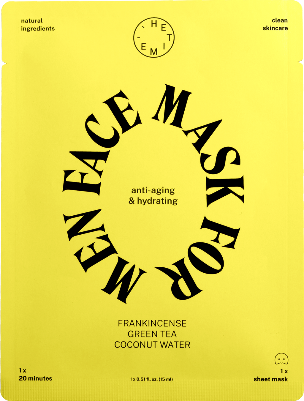 Anti-Aging & Hydrating Face Mask
