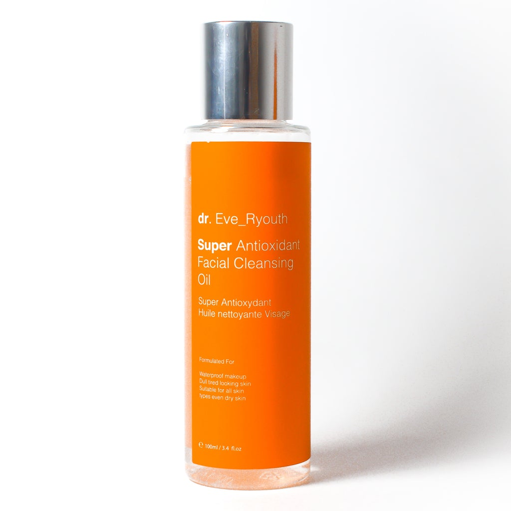 Dr. Eve_Ryouth - Super Antioxidant Facial Cleansing Oil 100ml
