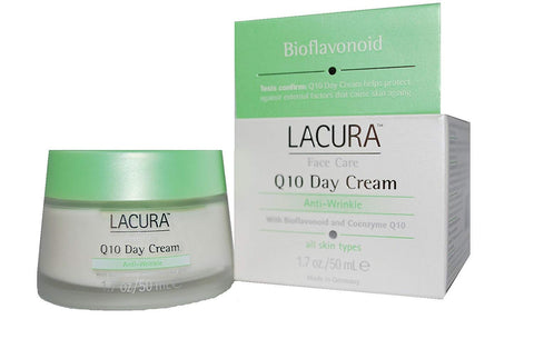 Lacura - Day Face Cream Q10 Anti-Wrinkle