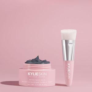 kylieskin.com - Detox Face Mask & Brush