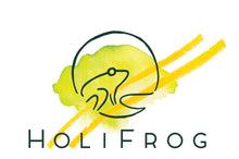 Holifrog's logo