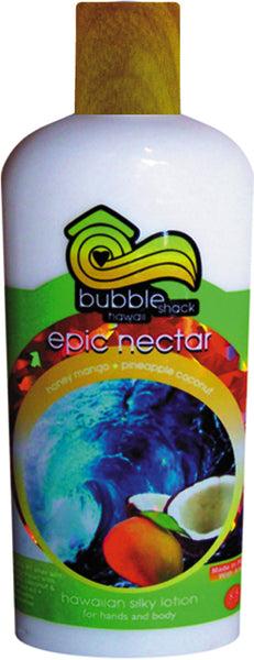 Bubbleshackhawaii - Epic Nectar Kukui + Shea Hawaiian Silky Lotion