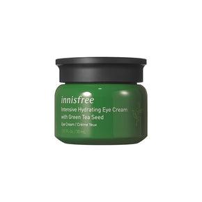Innisfree - Intensive hydrating eye cream with green tea seed