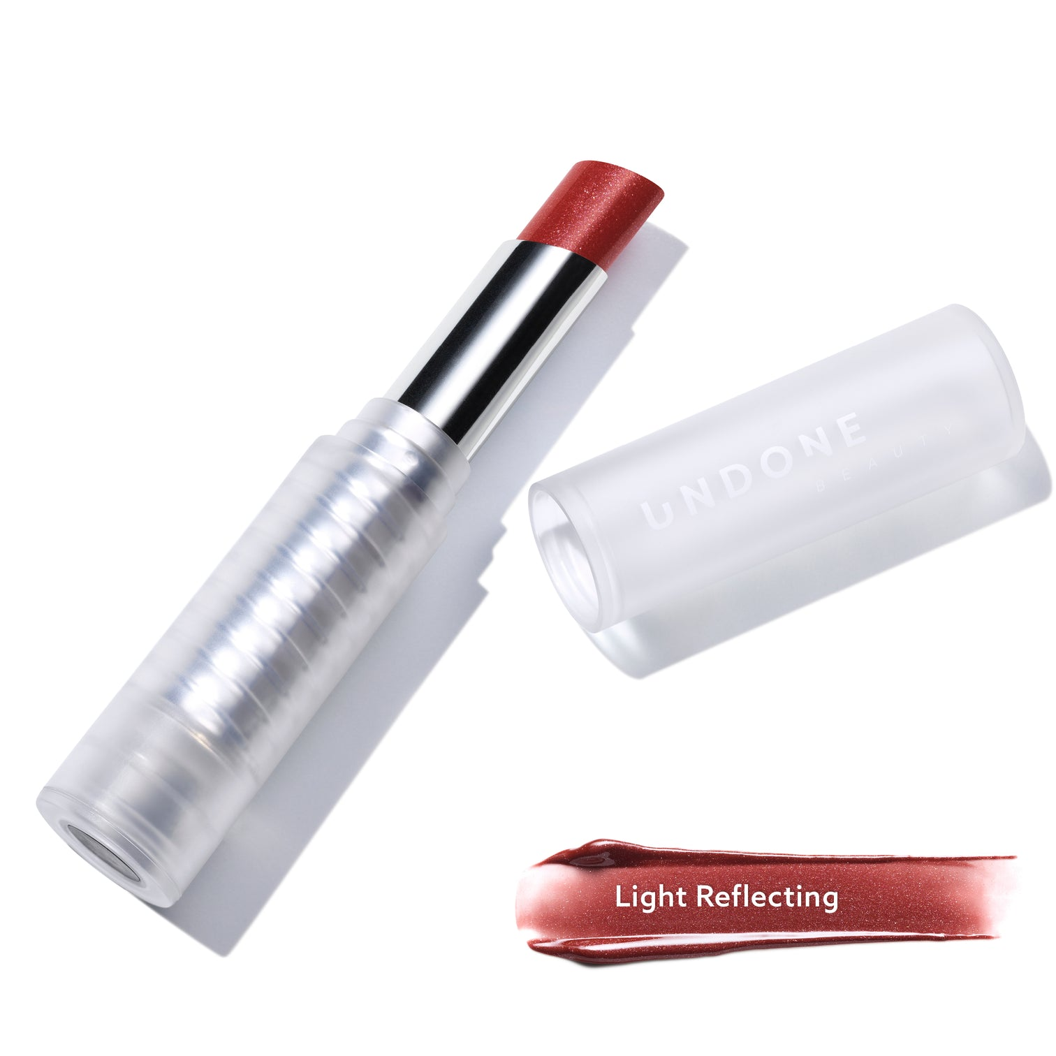 Undone Beauty - Light On Lip, Royal Red