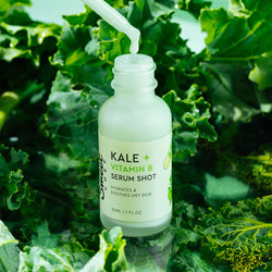 sweetchefskincare - Kale + Vitamin B Serum Rated 4.8 out of 5 93 Reviews Click to go to reviews