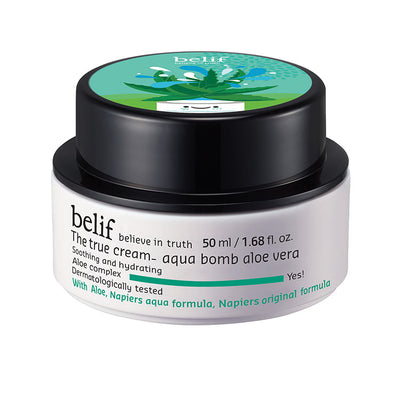 belifusa The True Cream - Aqua Bomb Aloe Vera