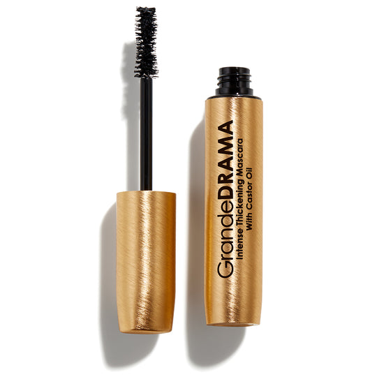 GrandeDRAMA - Intense Thickening Mascara with Castor Oil