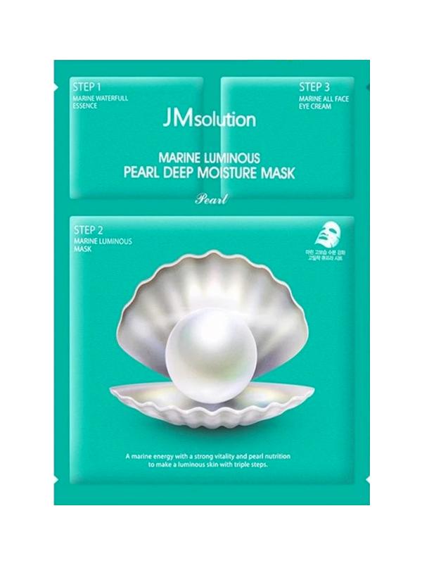 JMsolution - Marine Luminous Pearl Deep Moisture Mask