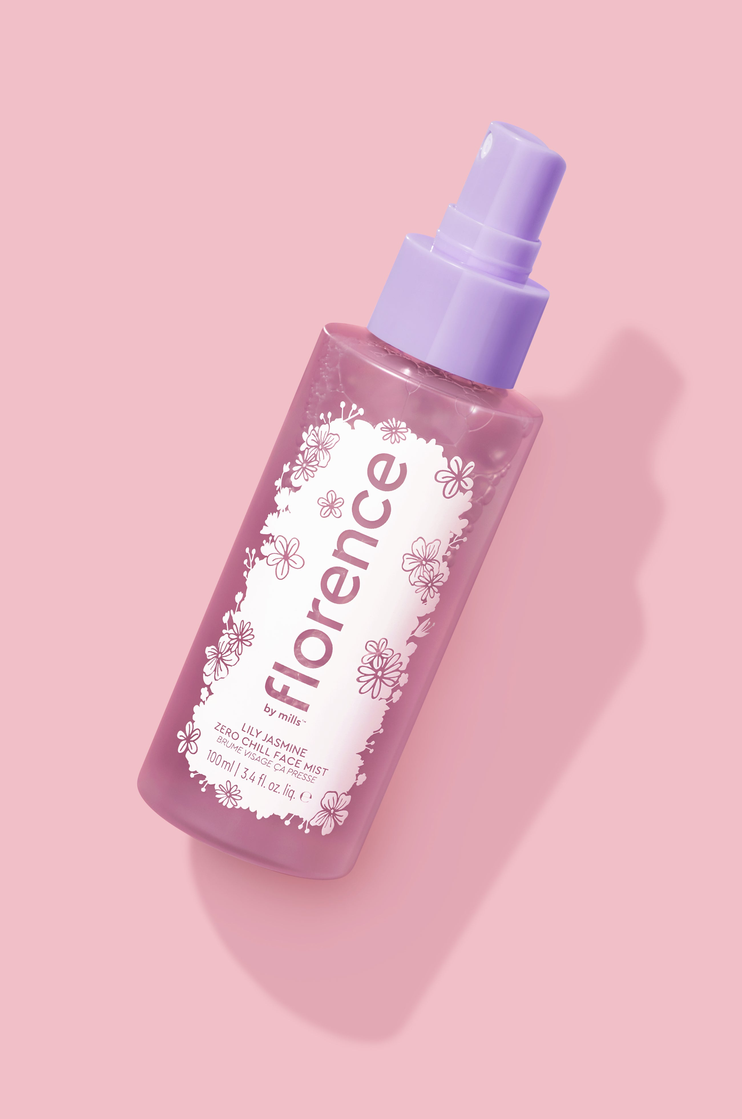 Florence by Mills - Lily Jasmine Zero Chill Face Mist