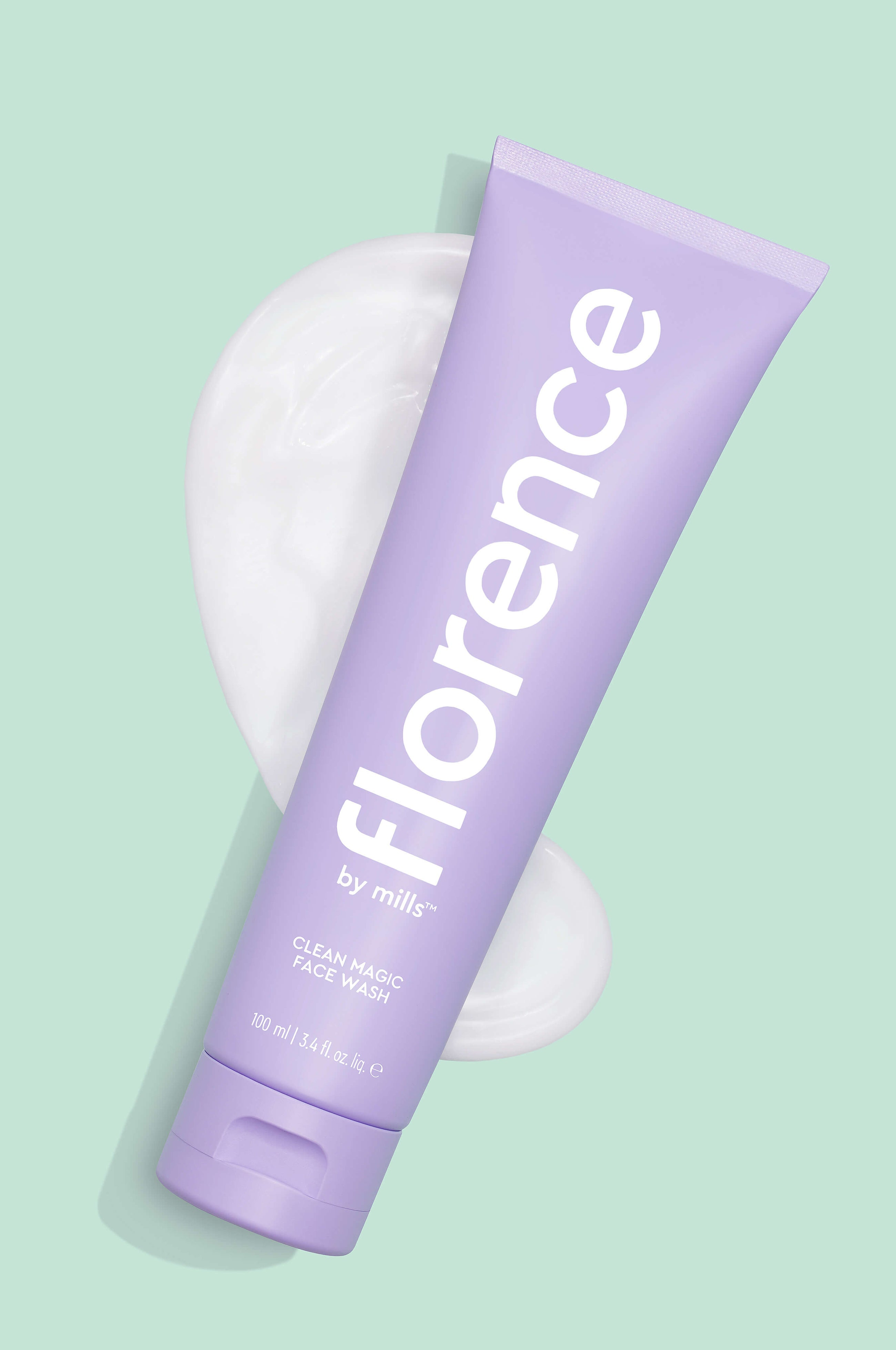 Florence - Clean Magic Face Wash