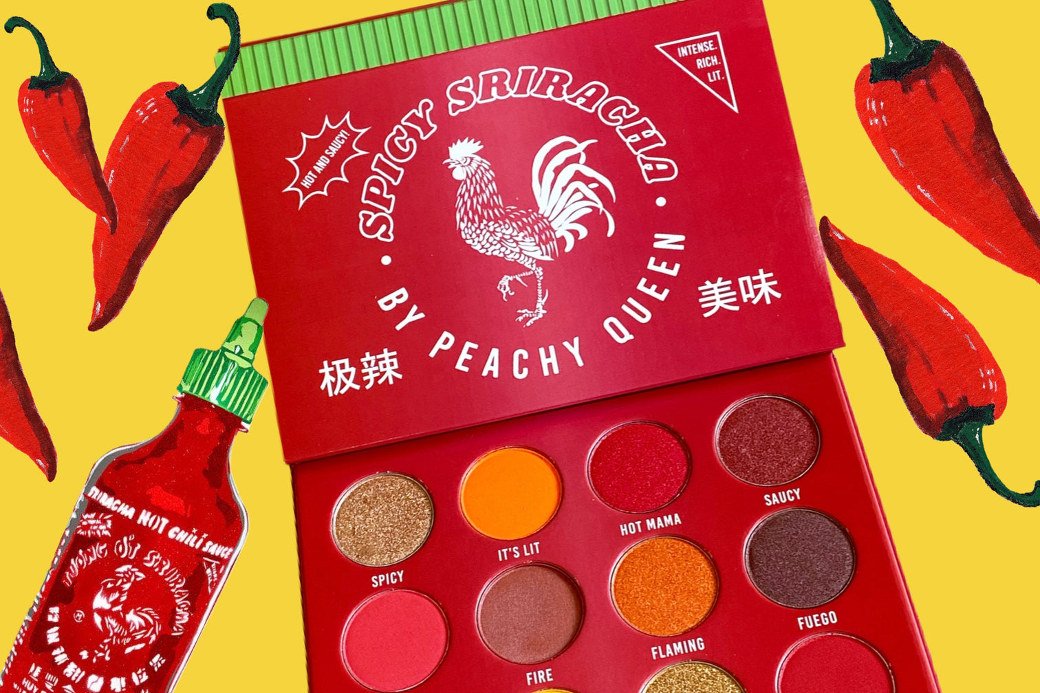 peachyqueen.com - Keep it Spicy!!