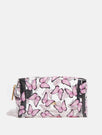 skinnydiplondon Pink Butterfly Makeup Bag